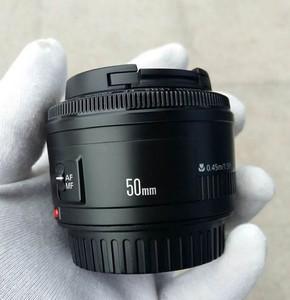 原装正品佳能 EF 50mm f/1.8 人像小王子诚信交易支持验货