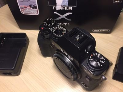 Fujifilm/富士X-T1/XT1微单相机单机身黑色国行