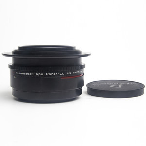罗敦司德 Rodenstock APO-Ronar CL 600mm F9 大画幅镜头 制版头