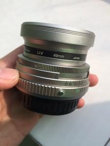 宾得 FA 43mm f/1.9 Limited(三公主之一)