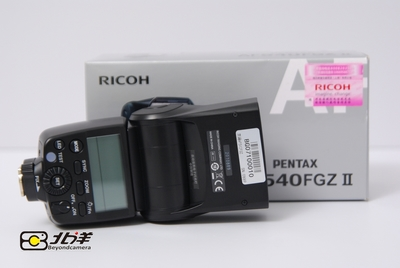 98新宾得 AF540FGZ II闪光灯 带包装(BG07100010)