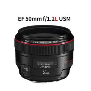 转让 佳能 EF 50mm f/1.2L USM 镜头98新很少使用