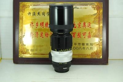 尼康 300mm F4.5 AUTO-H AI 手动单反镜头 远摄定焦 可置换