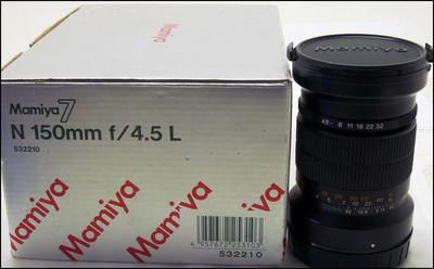 玛米亚 Mamiya 7 N 150/4 镜头 带包装