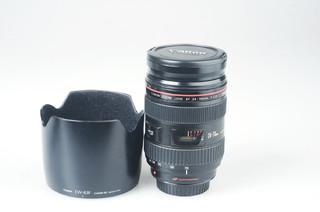 98新  佳能 EF 24-70mm f/2.8L USM