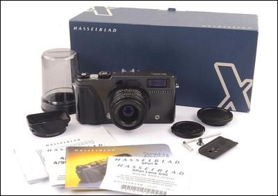 哈苏 Hasselblad Xpan II + 45/4套机 带包装(快门计数154)