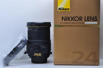 尼康 PC-E尼克尔24mm f/3.5D ED