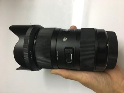 适马 18-35mm f/1.8 DC HSM(A)佳能口