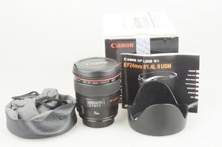 98新 佳能 EF 24mm f/1.4L II USM