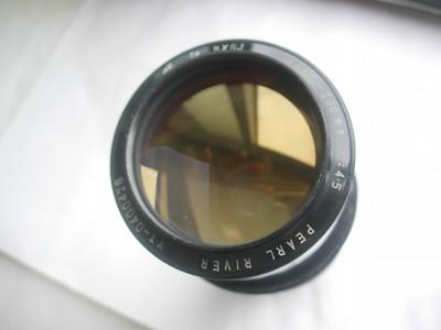 较新极少见珠江70--210mmf4.5恒定光圈金属制镜头,收藏使用上品