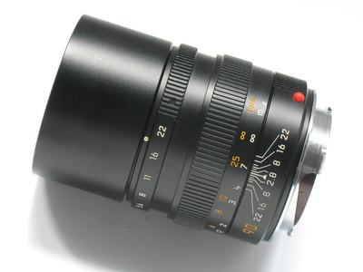 成色极好 原装 徕卡M90 F2.8 现行版 36号段E46带原装遮光罩#2644
