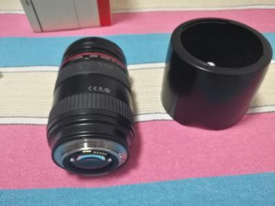 出佳能 EF 24-70mm f/2.8L USM镜头可置换佳能16-35镜头