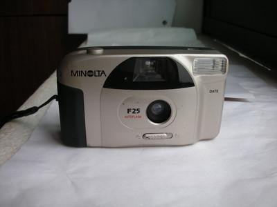 较新美能达F25自动相机