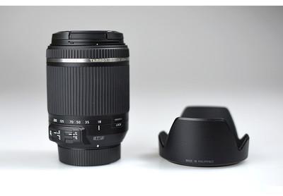 腾龙18-200mm二代 F/3.5-6.3 Di II VC
