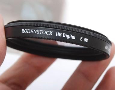 罗敦斯德 数码高清圆形偏振镜 CPL HRD 58mm 72mm