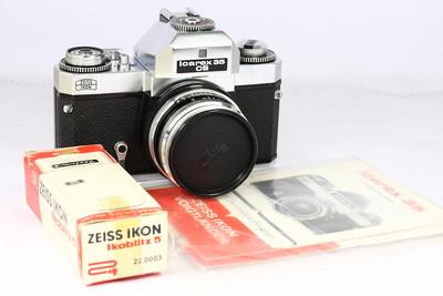 ZEISS ICAREX 35 德产BM口胶片单反相机+ Skoparex 35/3.4 蔡戒