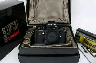NIKON F3 HP Limited 限量版 胶片单反相机 功能正常  喜欢的速度