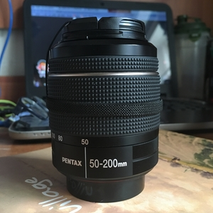 宾得 smc PENTAX-DA L 50-200 f/4-5.6ED WR