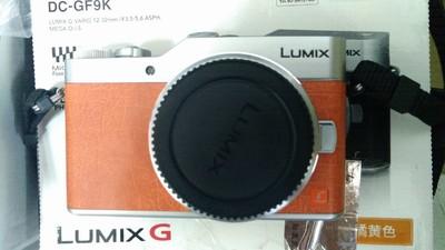 转让99新松下GF9微单相机带松下12-32mm镜头