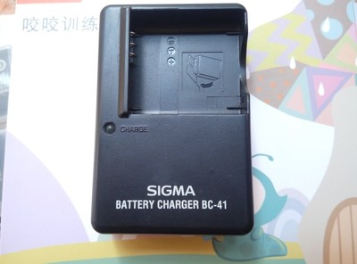 适马 DP1M DP2M DP3M 原装充电器 BC-41