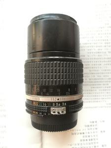 出尼康手动镜头 ais135  3.5