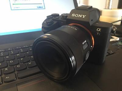 FE 50mm 2.8 macro