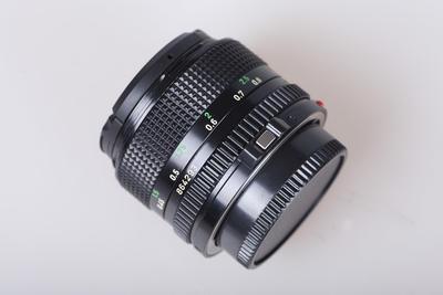 佳能FD50mm f/1.4