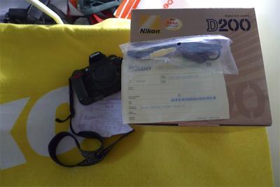 尼康 D200