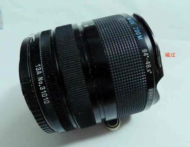 腾龙 TAMRON SP WIDE 24-48 3.5-3.8 百搭AI口 广角变焦手动镜头