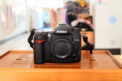 尼康 D7000+16-85vr镜头