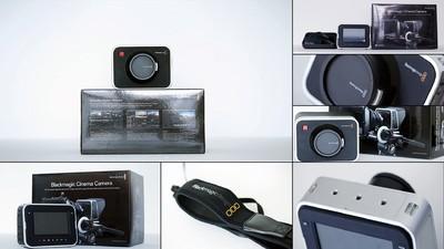 转让:摄影机BMCC2.5 电影机 色彩动态伽马13.5档