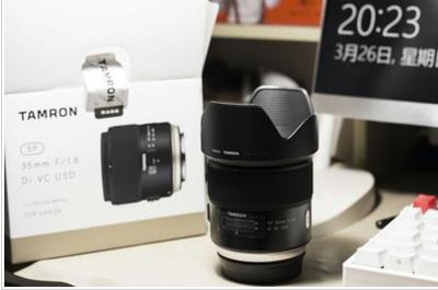 腾龙 SP 35mmF1.8Di VC USD