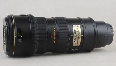 尼康 AF-S VR 70-200mm f/2.8G IF-ED(小竹炮)
