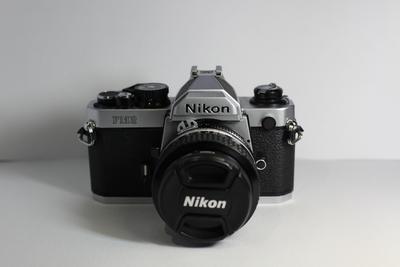 Nikon FM2 胶片机