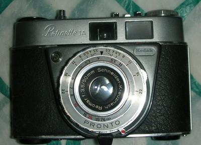 Kodak Retinette 1A 收藏相机