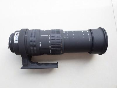 适马 APO 50-500mm f/4-6.3 EX RF HSM 宾得口