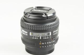 98新 尼康 AF 24mm f/2.8D