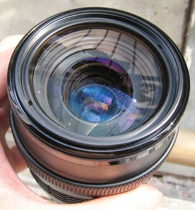 佳能canon EF35-105 F3.5-4.5自动全幅单反推拉变焦镜头399