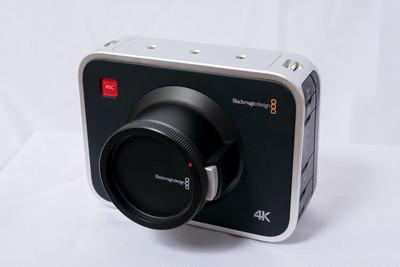 BMPC 4K电影机 + 兰帕特完整套件