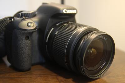 佳能 550D 单反 数码相机 套机