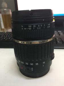 腾龙 AF18-200mm f/3.5-6.3MACRO(A14)佳能卡口