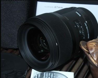 适马 35mm f/1.4 DG HSM(A)