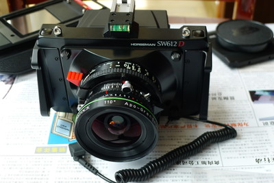 骑士horseman SW612D数码/胶片两用相机