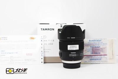 99新 腾龙SP 35/1.8Di VC USD行货带包装 尼康口(BG10010001)