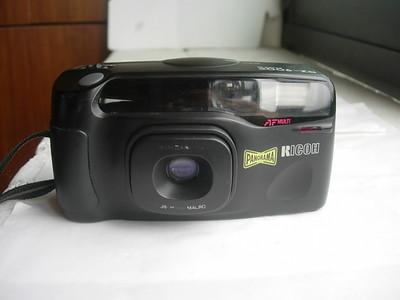 很新理光90自动对焦相机,功能多,收藏使用