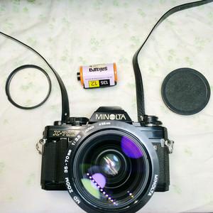 Roc___999元Minolta/美能达 X700 35-70mm 3.5套机