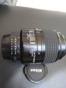 尼康 AF Micro Nikkor 105mm f/2.8