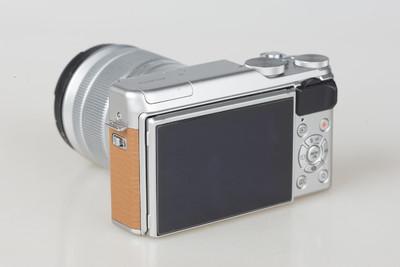 富士X-A10套机微单相机