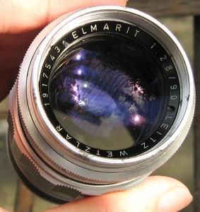 莱卡leica leitz wetzlar Elmarit M90 2.8中焦人像镜头nex,M43