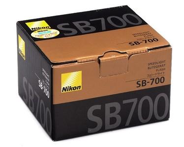 尼康 nikon 约99新 SB-700 闪光灯